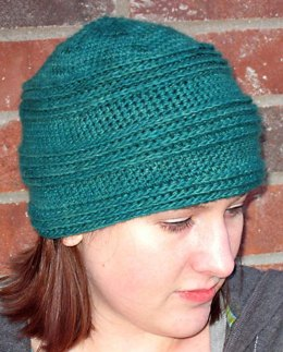 Horizontal Ribbed Beanie