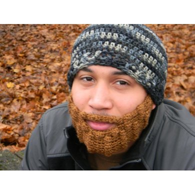 Beard Pattern With 3 Different Styles Included Crochet Pattern By