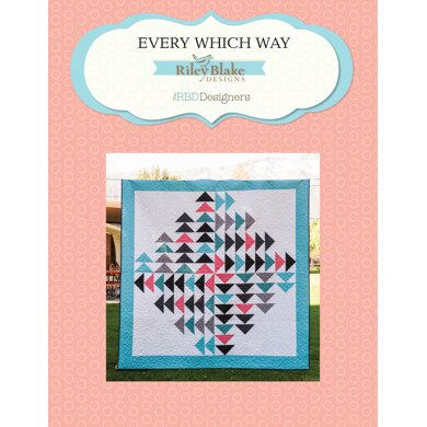 Riley Blake Every Which Way - Downloadable PDF