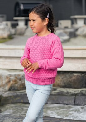 City Sweater to kids (by Knitting Inna) Knitting pattern by