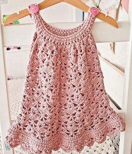 Chantilly Lace Sundress