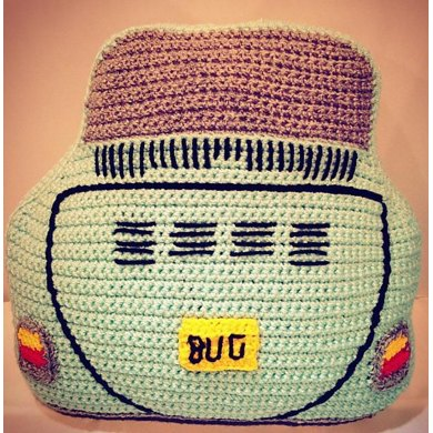 VW Bug / Beetle Cushion / Pillow
