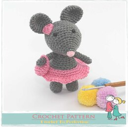 Mini Mouse Amigurumi
