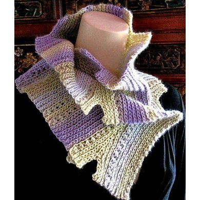 Notch: Slip Stitch Scarf