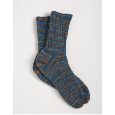 Father's Day Socks in Lion Brand Sock Ease - 80226