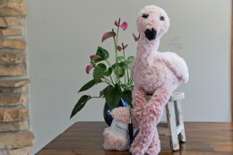 Fable the Flamingo