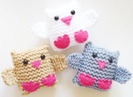 Jingle Birds Knitting Kit