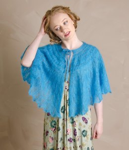 Frances Lace Cape