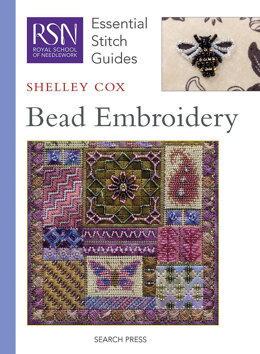 Search Press Royal School of Needlework - Bead Embroidery (Essential Stitch Guide) - 1003568 -  Leaflet