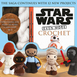 GMC Even More Star Wars Crochet Kit - Multi