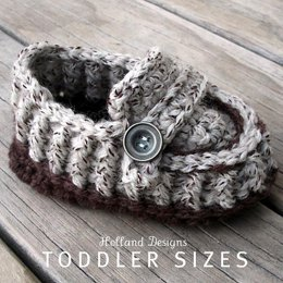 Modern Toddler Loafers