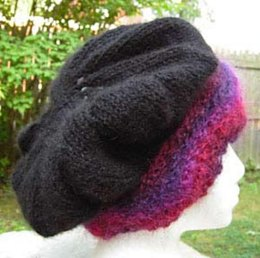 Brioche Lace Hat