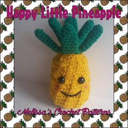 Happy Little Pineapple