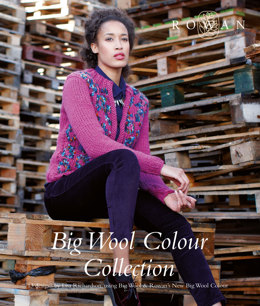 Big Wool Colour Kollektion von Lisa Richardson