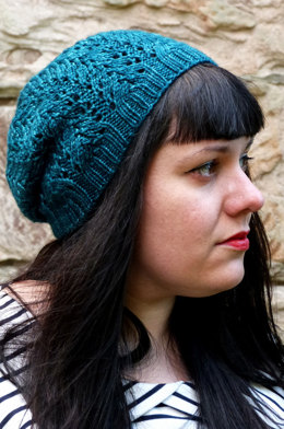 Seaforth Hat in Malabrigo Rios