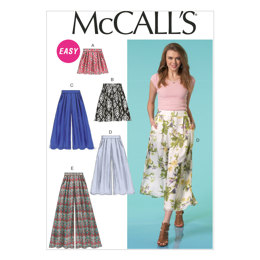 McCall's Misses' Shorts and Pants M7131 - Sewing Pattern