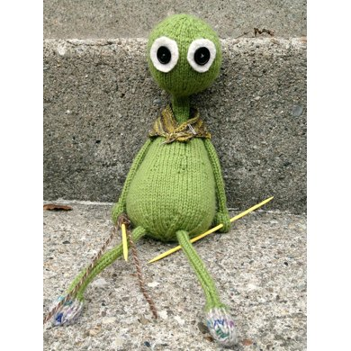 Zombie Knitster