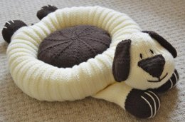 The Doggy Snuggler Pet Dog Bed