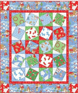 Windham Fabrics Frosted Blocks - Downloadable PDF