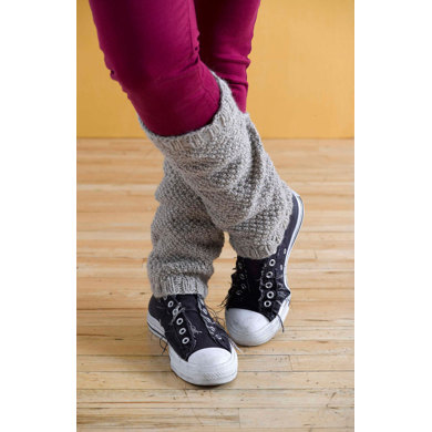 Electra Leg Warmers in Lion Brand Fishermens Wool - 90623AD Knitting P...