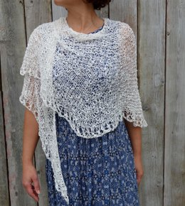 Elder Flower Shawl