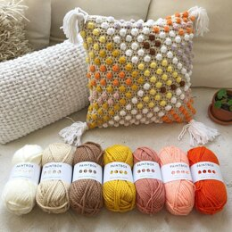 Bobble Garden Cushion