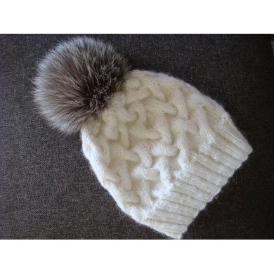 Winter Cable Hat