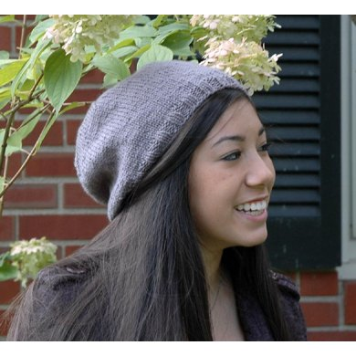 Worsted Slouch Hat