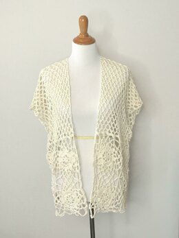 Laurie's Cardigan or Vest