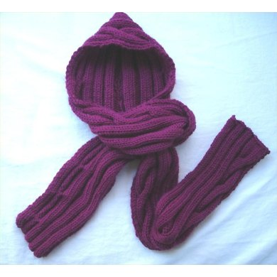 The Hooded Scarf