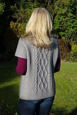 Waistcoat Knitting Patterns Loveknitting