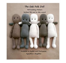 The Oak Folk Doll