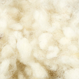 Natural Textured Wool Balls - 50g