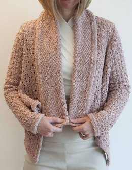 Dewdrop Shawl Jacket