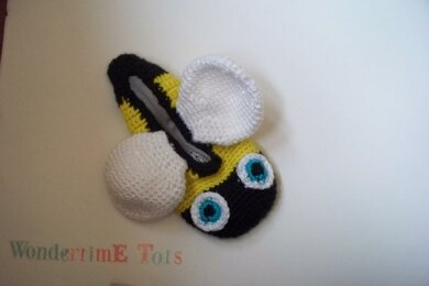 Bumblebee Zippered Pouch