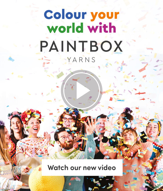 paintbox yarns colour your world video