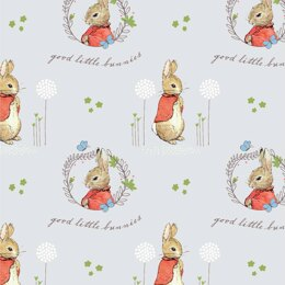 Craft Cotton Company Peter Rabbit and Friends - Floppsy Moppsy