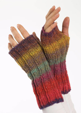 Fingerless Gloves in Plymouth Boku - F190