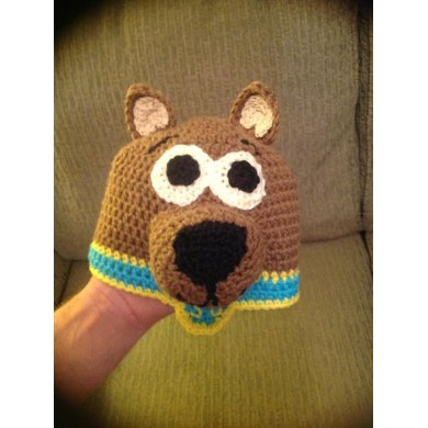Whats Up Scooby Doo Inspired Hat
