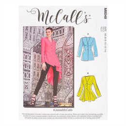 McCall's #JessaMcCalls - Misses' Jackets M8048 - Sewing Pattern