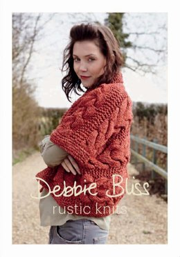 Rustic Knits by Debbie Bliss