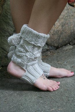 Lady Grey Legwarmers