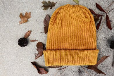 Easy Peasy Fisherman Beanie