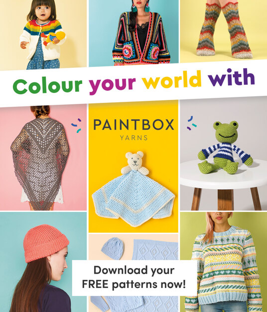 Colour your world with paintbox