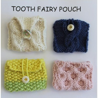 Tooth Fairy Pouch Collection