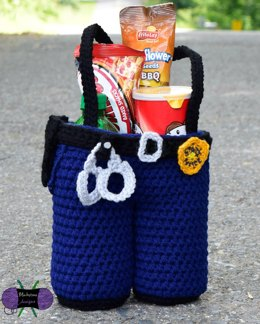 Police Pants Gift Basket