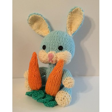 Knitkinz Bunny - for Your Office