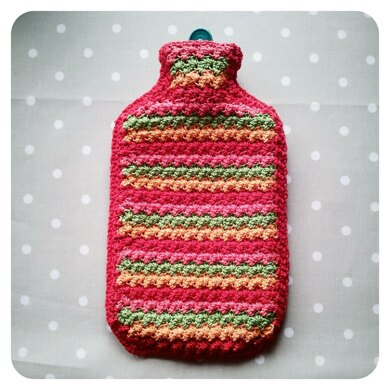 Cozy :: Hot Water Bottle Cover