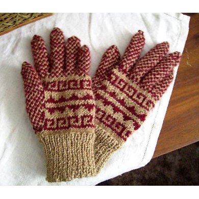 Andean gloves