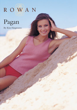 Pagan Vests in Rowan All Seasons Cotton